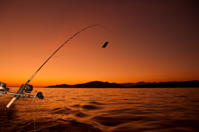 fishing gulf islands