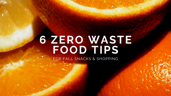Zero Waste Food Tips